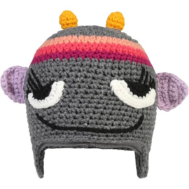 Barts muts - Monster beanie confetti