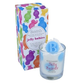 Bomb - Jelly babies candle