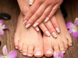 Hand en voet spa ritueel