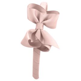 Milledeux - Haarband - Licht roze