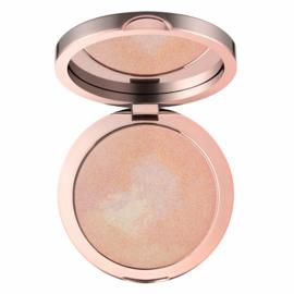Pure light compact powder