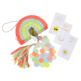 Meri meri - 3 party favors rainbow