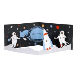Meri meri - 3D Space