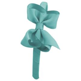 Milledeux - Haarband - Nijlblauw