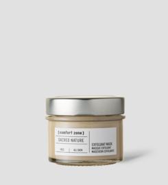 Sacred nature exfoliating mask