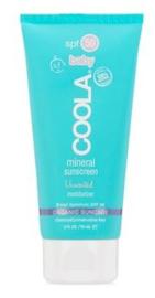 baby unscented moisturizer spf 50