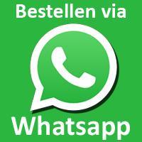 Bestel uw kadobon via Whatsapp!