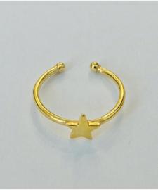 Ring Girls - Gouden ster