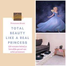 Totaly beauty like a real princess moment 'kadobon'