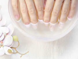 Hand spa ritueel