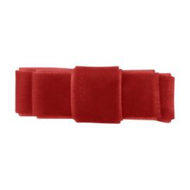 Milledeux velvet - Rood 2