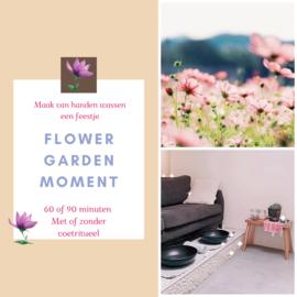 Flower garden moment 'kadobon'