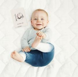 Milestone - Mijn eerste jaar - Baby fotokaarten