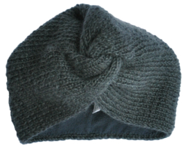 Hats over heels - Turban hat - Adult Dark grey