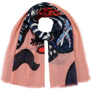 Moselle scarf - Pink