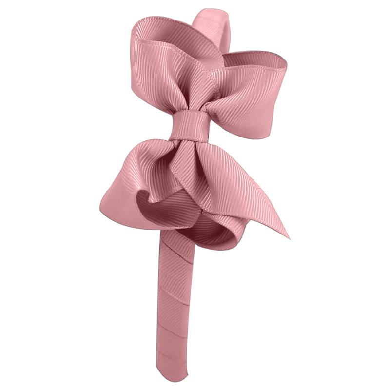 Milledeux - Haarband - Wild roze