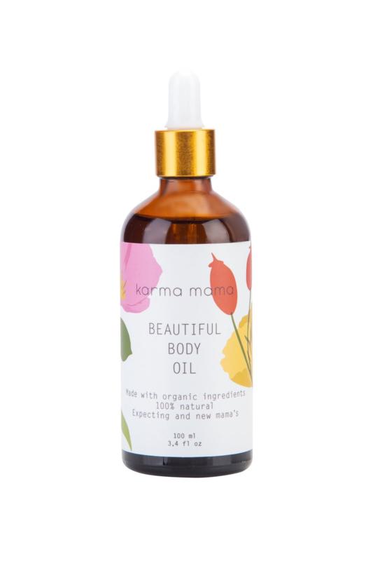 Karma mama - Beautiful body oil