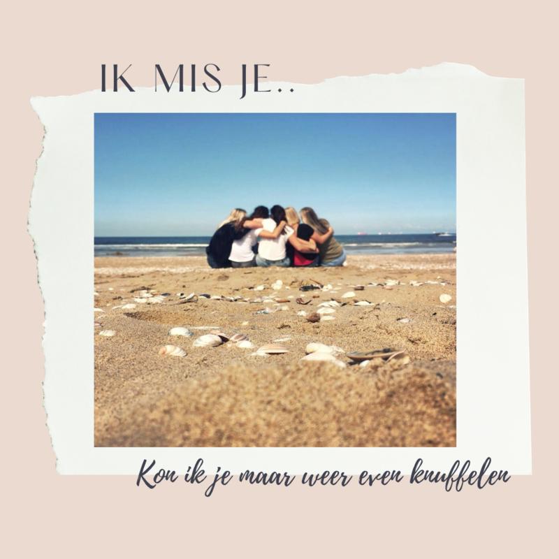 IK MIS JE! - Thuispakket