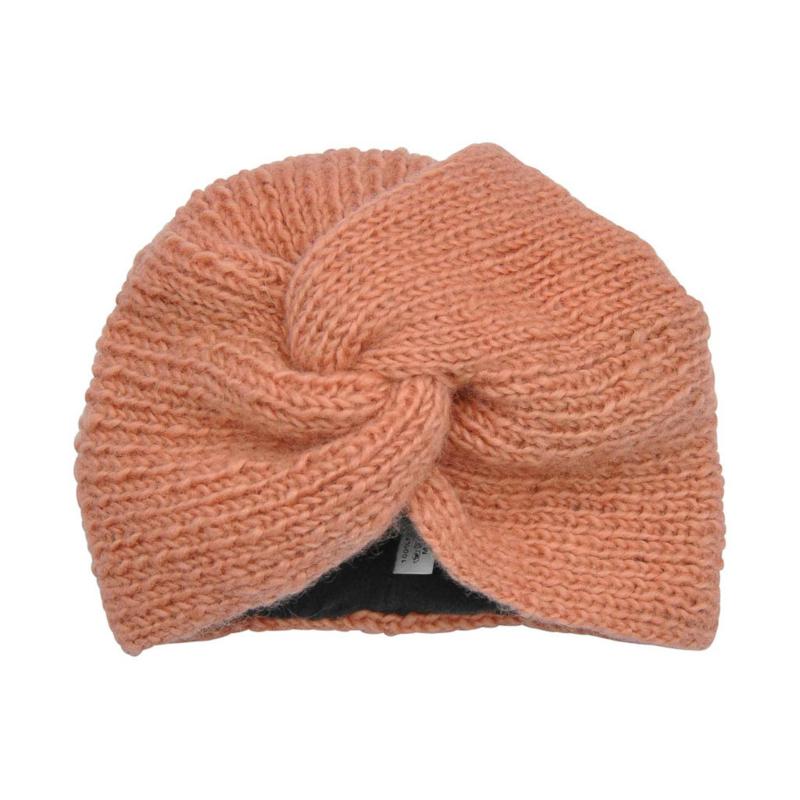 Hats over heels - Turban hat - Pink