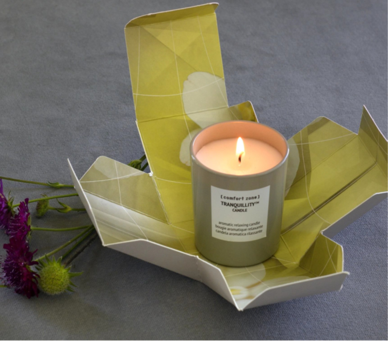 Tranquillity mini candle