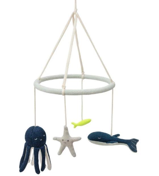 Meri meri - Baby mobiel 'under the sea'