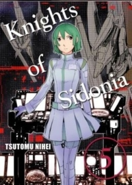 Knights of Sidonia Vol.5