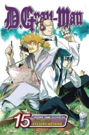 D.Gray-man  Vol.15