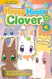 Happy Happy Clover, Volume 4