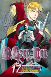 D.Gray-man  Vol.17