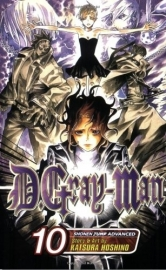 D.Gray-man  Vol.10