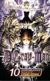 D.Gray-man  Vol.10
