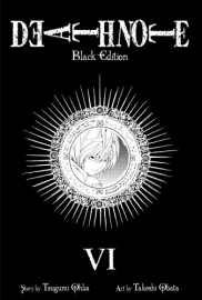 Death Note Black Edition, Volume 6