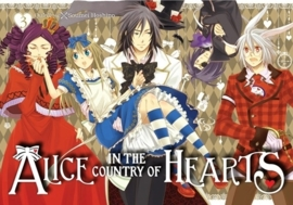 ALICE IN THE COUNTRY OF HEARTS Vol. 3