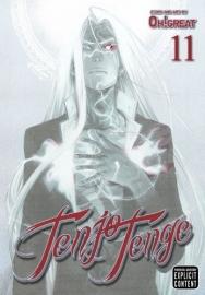 Tenjo Tenge  Vol.11