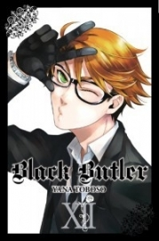 Black Butler vol.12