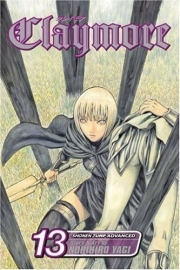 Claymore Vol.13