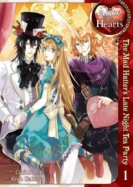 Alice in the Country of Hearts: The Mad Hatter`s Late Night Tea Party, vol. 1