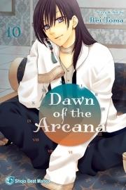 Dawn of the Arcana  Vol.10