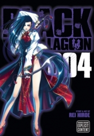 Black Lagoon, Volume 4
