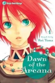 Dawn of the Arcana  Vol.1