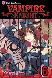 Vampire Knight  Vol.6