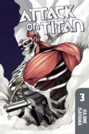 Attack on Titan Vol.3