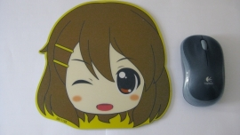 Mouse pad:	 K-ON!