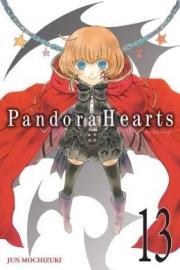 Pandora Hearts, Vol. 13