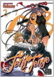 Tenjo Tenge  Vol.2