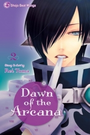 Dawn of the Arcana  Vol.2