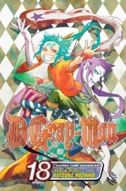 D.Gray-man  Vol.18