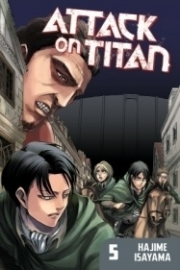 Attack on Titan Vol.5