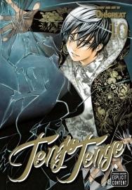 Tenjo Tenge  Vol.10