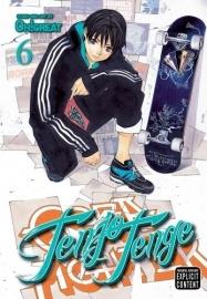 Tenjo Tenge  Vol.6